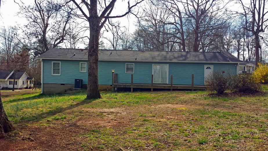 Owner Financed Homes Greenville South Carolina